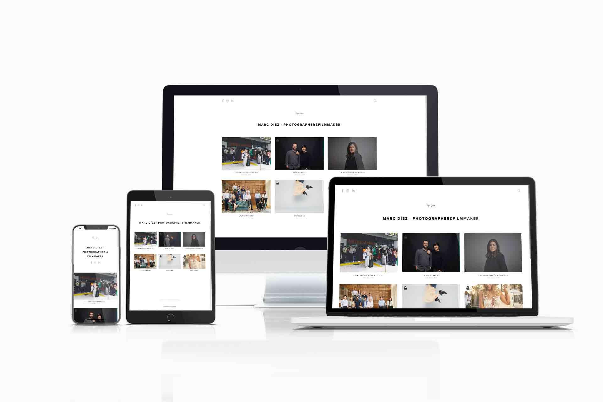 Galería privada on-line de Marc Díez Fotógrafo corporativo en Barcelona: eventos y retratos de empresa