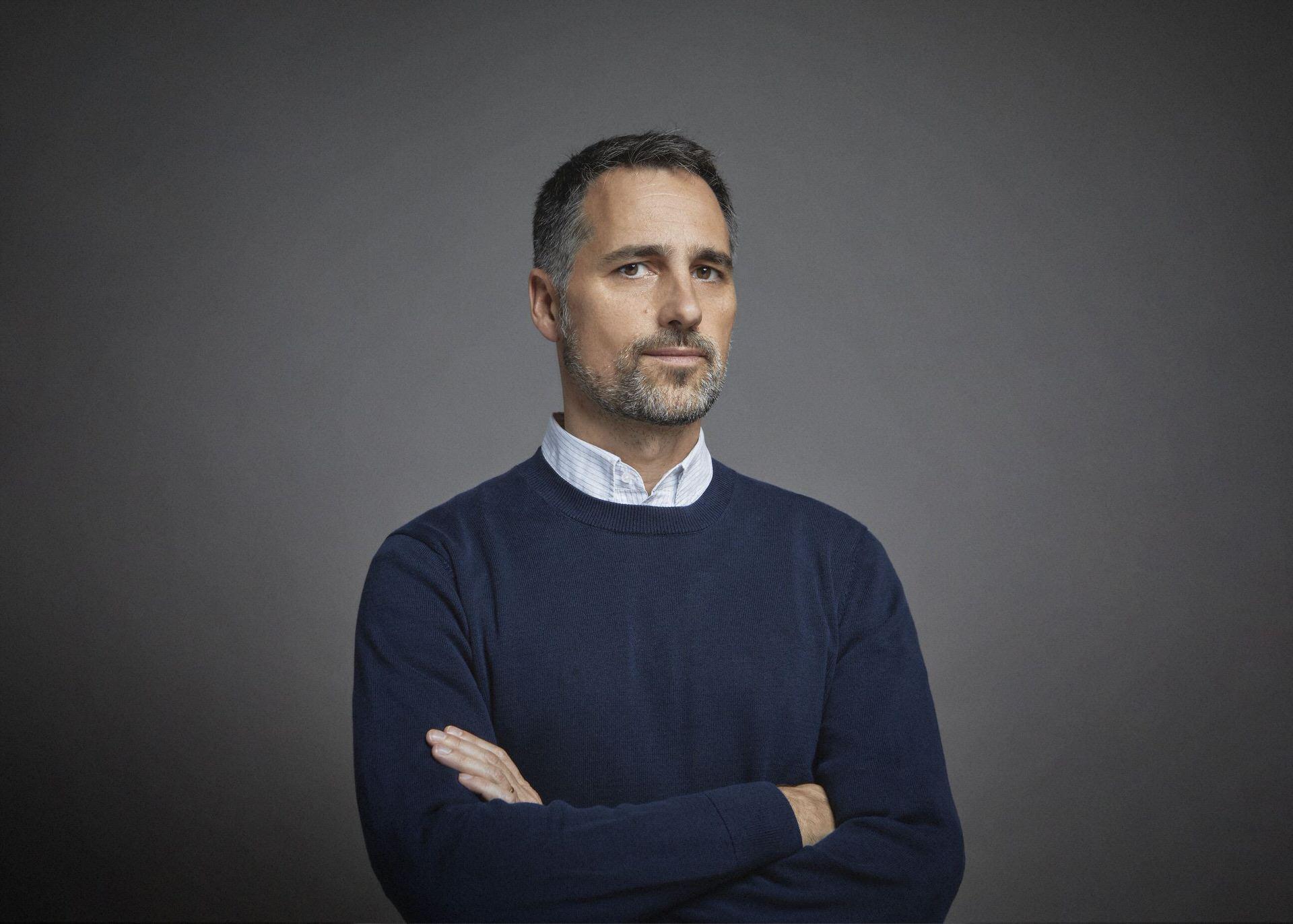 Corporate location portrait of Arnaud Roy, CSO of Launchmetrics