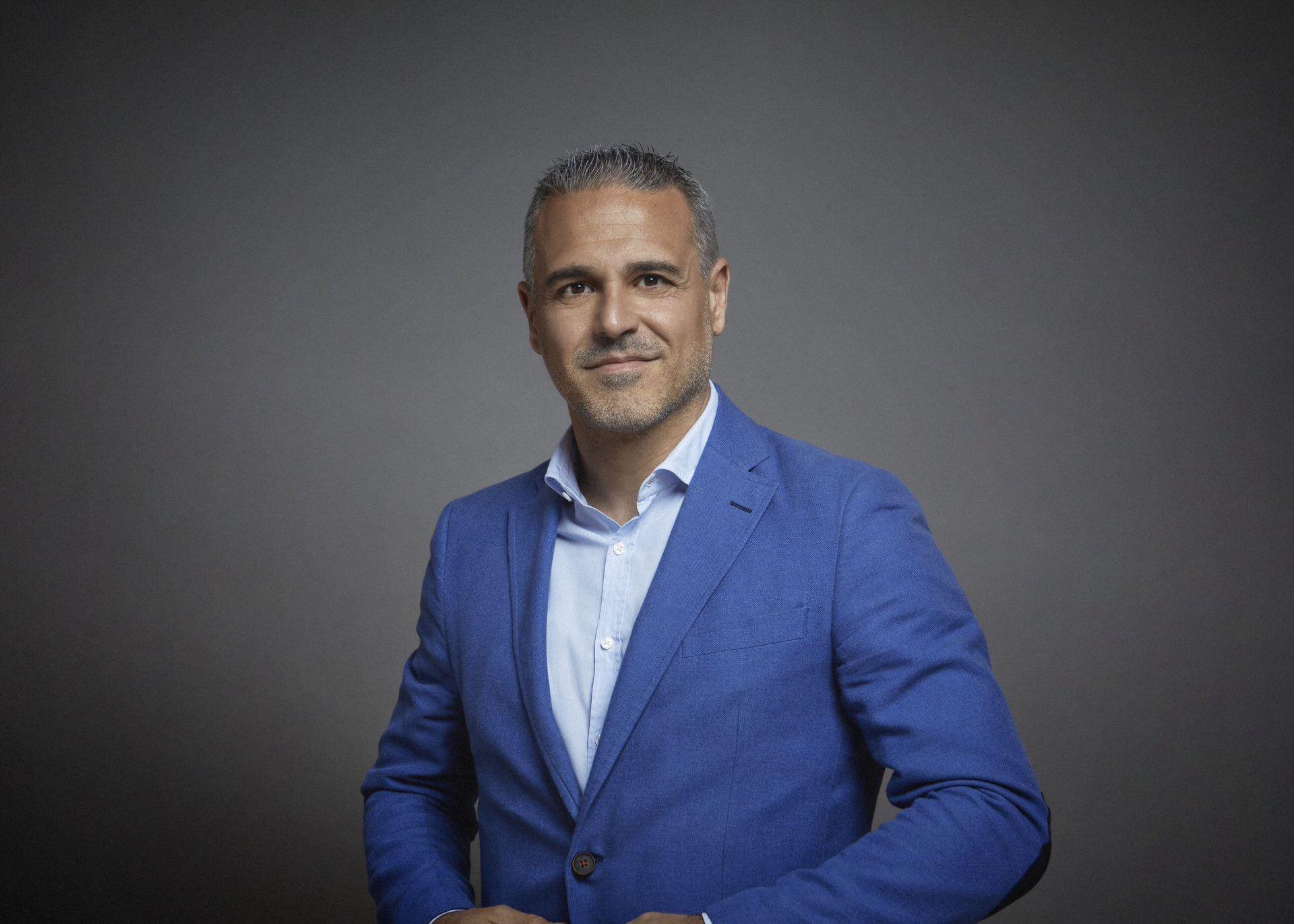 Corporate location portrait of Carlos Ortega, Regional Managing Director of Launchmetrics